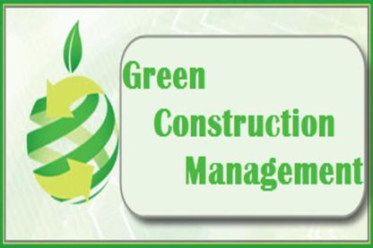 Green Construction Management - Construction Management Consultants - 613-276-3066