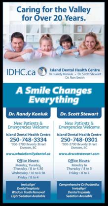 Dr Randall Koniuk Inc - Dentists