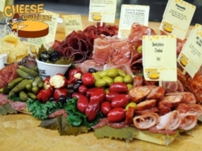 Cheese Boutique & Delicatessen - Gourmet Food Shops