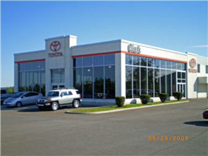 Fredericton Toyota - Truck Dealers - 506-452-2200