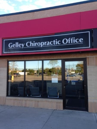 Gelley Chiropractic Office - Chiropractors DC - 204-254-0130