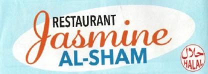 Restaurant Jasmine Al-Sham - Restaurants - 514-527-6463