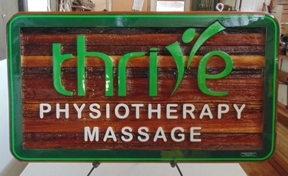 Thrive Physiotherapy & Sports Injury Clinic (RMT) - Acupuncturists - 778-475-5910