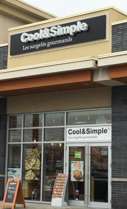 Les Surgelés Cool Et Simp - Magasins d'aliments congelés et surgelés - 450-462-2015