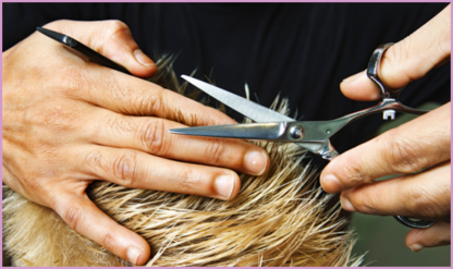 Terry's Travelling Scissors - Salons de coiffure et de beauté - 250-756-0418