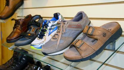 Foot Foundation - Custom-Made Shoes - 519-669-3030