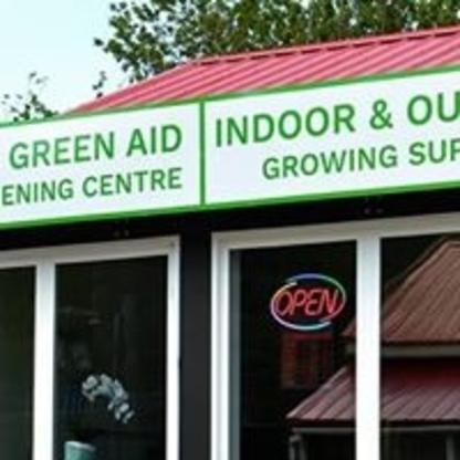 The Green Aid Gardening Centre - Restaurants