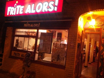 Frite Alors - Restaurants