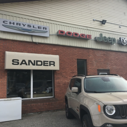 Sander Chrysler Dodge Jeep Ram - Car Repair & Service - 705-687-6636