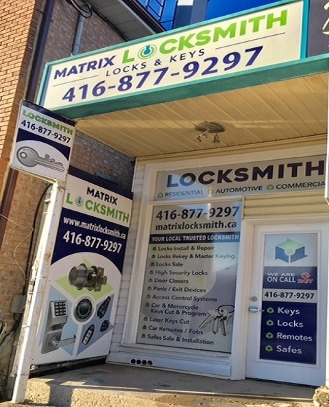 Matrix Locksmith Opening Hours Yonge St Richmond Hill ON - Car sign with nameslocksmith richmond ca mobile car key locksmith