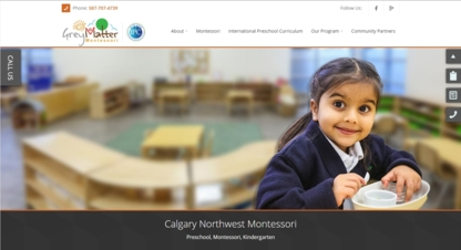 Grey Matter Montessori - Garderies - 587-707-4739