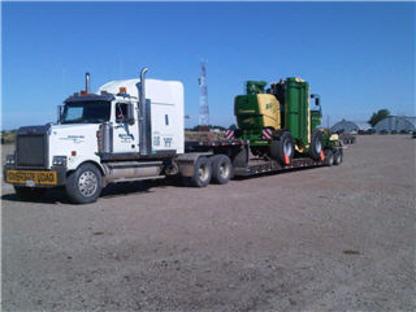 Marlowe Smith Trucking - 403-345-6679