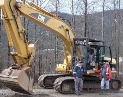Fortex Contracting - Excavation Contractors - 778-809-4139