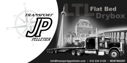 Transport JP Pelletier - Réparation et entretien d'auto - 418-234-2128