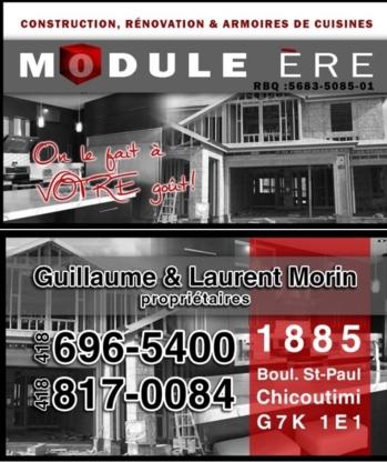 Module Ere - Armoires de cuisine - 418-696-5400