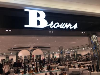 Browns Shoes Inc - Shoe Stores