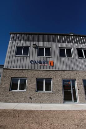 Canlift Crane Inc - Crane Rental & Service