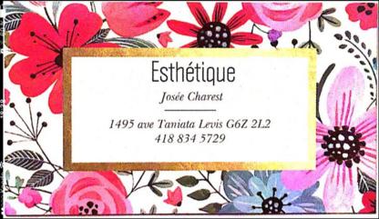 Esthétique Josée Charest - Épilation à la cire