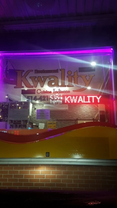 Indian Kwality Restaurant - Restaurants indiens - 514-421-3522