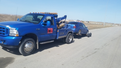 Reaper Towing - Vehicle Towing - 403-966-9653