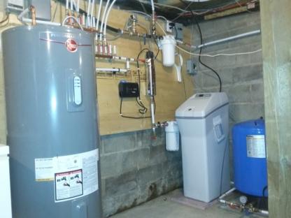 Bill Bennett's Plumbing & Heating Services - Plombiers et entrepreneurs en plomberie - 902-385-2521