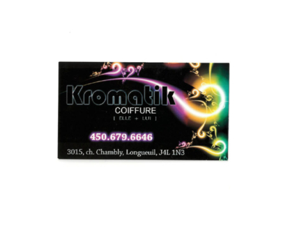 Kromatik coiffure - Rallonges capillaires - 450-679-6646