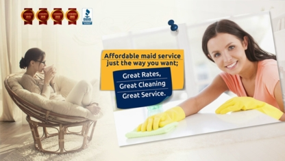 City Wide Maid Toronto - Maid & Butler Service - 416-363-6231