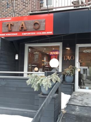 Tao Restaurant - Restaurants - 514-369-1122
