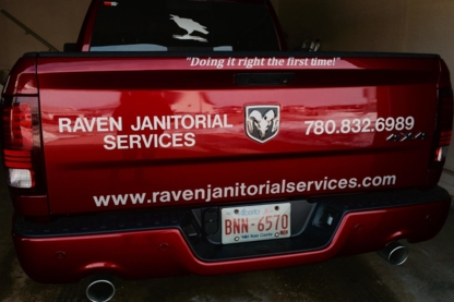 Raven Janitorial Services - Janitorial Service - 780-380-7307