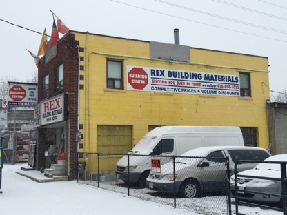View Rex Building Materials's Mississauga profile