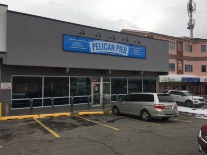 Pelican Pier - Seafood Restaurants