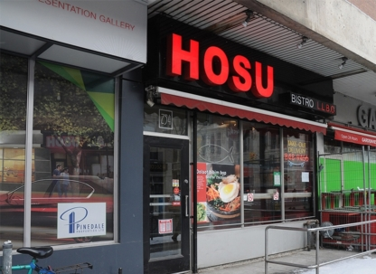 Ho Su Bistro - Restaurants - 416-322-6860