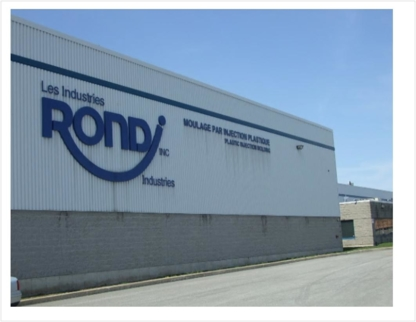 Les Industries Rondi Inc - Fabricants de moules - 514-640-0888