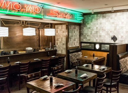 Momo Sushi - Asian Restaurants - 604-683-7632