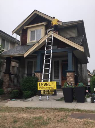 Level 5 Painting - Painters - 604-441-5321