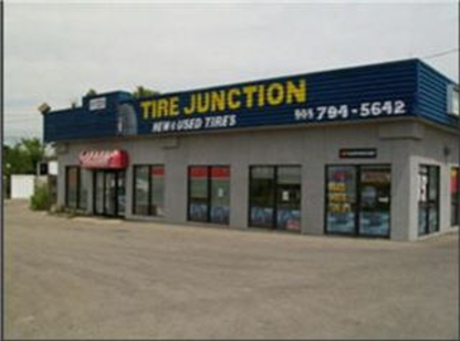 Tire Junction - Tire Retailers - 905-893-9908