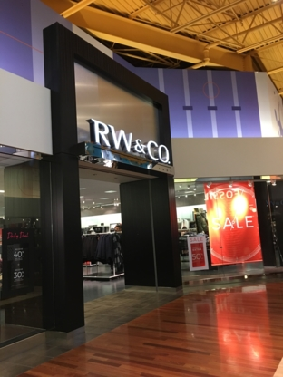 RW & CO. - Clothing Stores - 403-274-7539