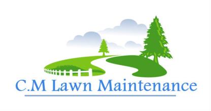 CM Lawn Maintenance - Lawn Maintenance - 289-228-5039