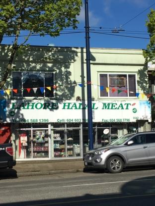 Lohore Halal Meats - Boucheries - 604-568-1396