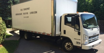Rus Transport - Moving Services & Storage Facilities - 514-991-6904