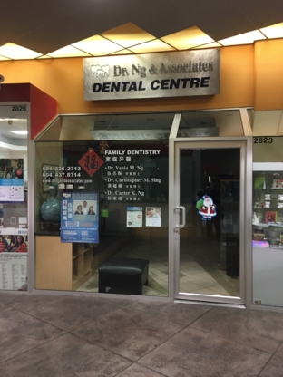 Dr Vania M Ng - Dentists