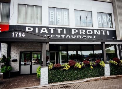 Piatti Pronti - Italian Restaurants - 450-978-6669