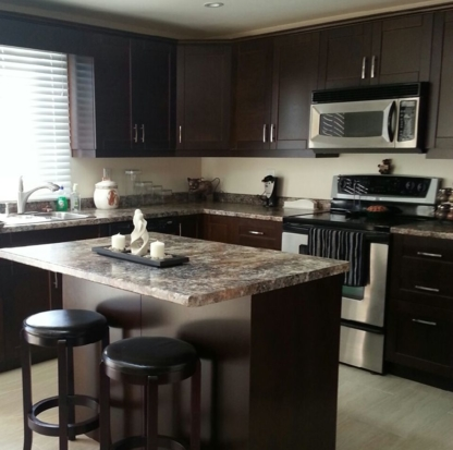 Severn Custom Cabinetry - Kitchen Cabinets