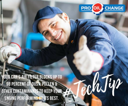 Pro Oil Change Ajax - Oil Changes & Lubrication Service