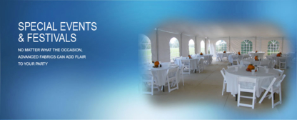 Advanced Fabrics - Wedding Planners & Wedding Planning Supplies - 506-459-5858