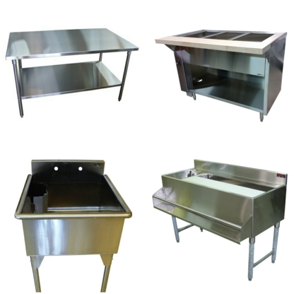Ridalco Industries Inc. - Restaurant Equipment & Supplies - 613-745-9161