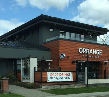 Orrange Kitchen & Bar - Restaurants