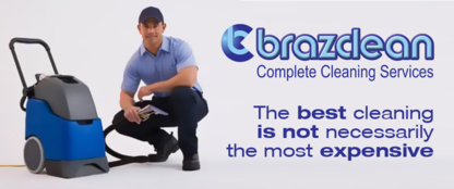 Brazclean Inc - Janitorial Service - 905-938-0592
