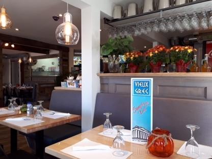 Souvlaki Vieux Grec - Restaurants - 450-688-5555