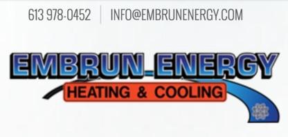 Embrun Energy - Energy Management & Consultants - 613-443-3927